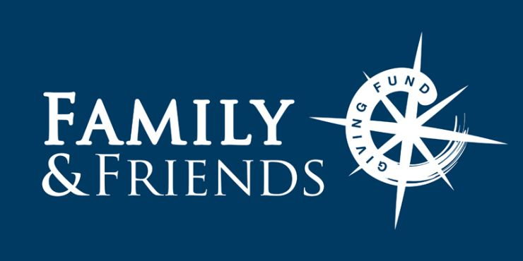 Family & Friends Giving Fund logo