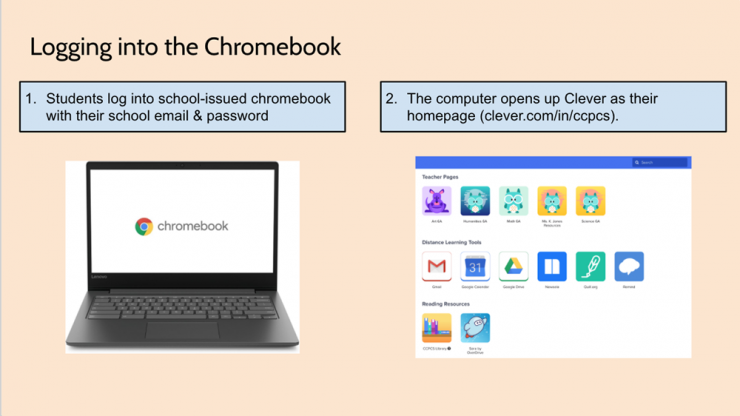 MS chromebook