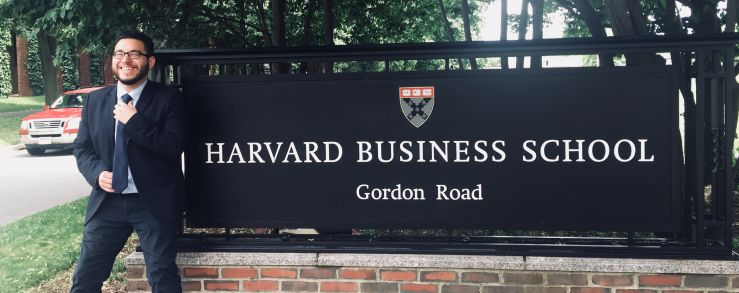 Alumni at Harvard
