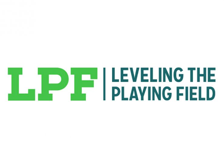 Leveling the Playing Field Logo