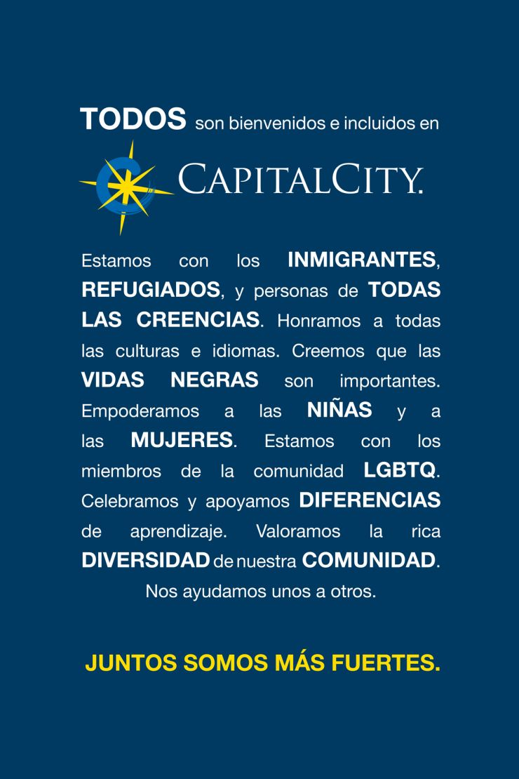 Equity Statement in Spanish